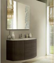 Зеркало в ванную комнату с подсветкой Майя 50x50 см